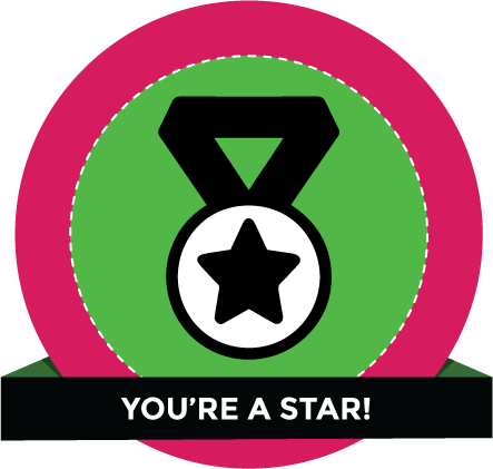 BLW-Badge-star